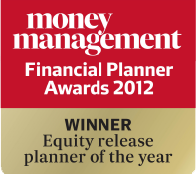 Laterlivingnow! - Simon Chalk, Equity release planner of the year – 2012