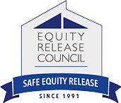 Laterlivingnow! - Simon Chalk, Equity Release Council Safe Equity Release Logo